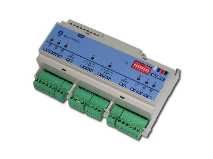 domintell relaismodule dbir01